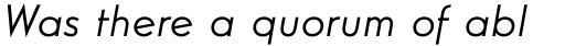 Relish Pro Italic sample