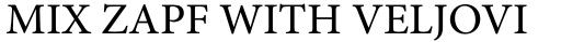Adobe Hebrew Regular sample