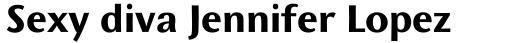 FF Wunderlich OT Bold sample