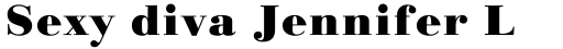 Linotype Gianotten Pro Black sample