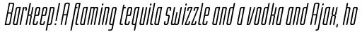 Linotype Lichtwerk Pro Italic sample