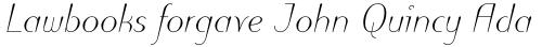 Linotype Puritas Pro Light Italic sample