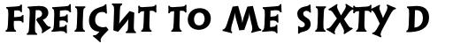 Linotype Syntax Lapidar Serif Display Pro Heavy sample