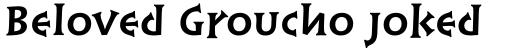 Linotype Syntax Lapidar Serif Text Pro Bold sample