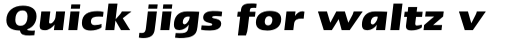 Linotype Ergo Greek Bold Italic sample