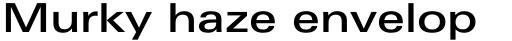 Univers Next Pro 540 Extended Medium sample