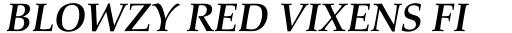 Palatino nova Std Greek Bold Italic sample
