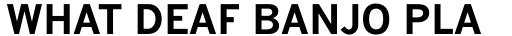 Monotype News Gothic Greek Bold sample