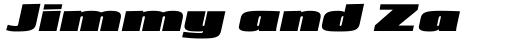 Loft ExtraBold Italic sample