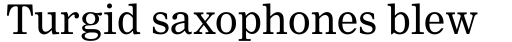 Nimrod WGL Regular sample