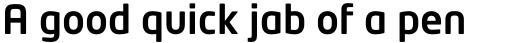 Neo Tech Pro Medium sample