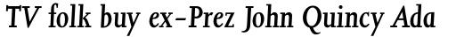 Joanna Pro SemiBold Italic sample
