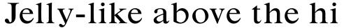 Times New Roman Std Small Text Regular sample