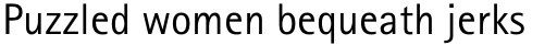 Rotis Sans Serif Pro 55 Cyrillic sample