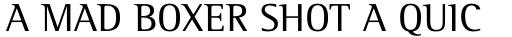 Rotis Semi Serif Pro Greek sample