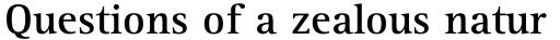 Rotis Serif Paneuropean W1G 65 Bold sample