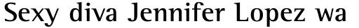 Rotis Semi Serif Paneuropean W1G Bold sample