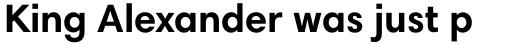 Harmonia Sans Pro Cyrillic Bold sample