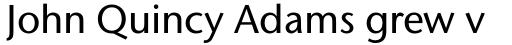Stone Sans II Pro Medium sample