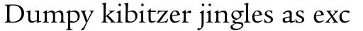 Legacy Serif Std Book sample