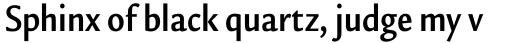 Legacy Sans Std Condensed Bold sample