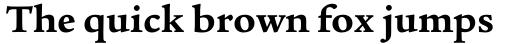 Legacy Serif Pro Bold sample