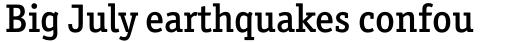 Officina Serif Std Medium sample