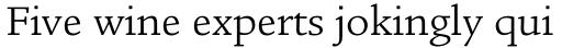 Legacy Square Serif Pro Book sample