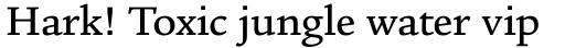 Legacy Square Serif Std Medium sample