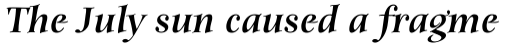 Anima Black Italic sample