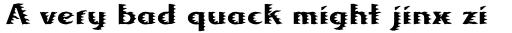 Linotype Albafire Pro sample