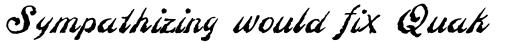 Linotype Constitution Pro sample