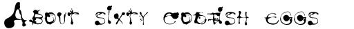 Linotype Dropink Pro Regular sample