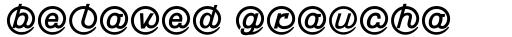 Linotype Mailbox Pro Heavy sample
