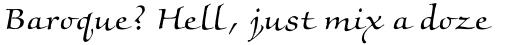 Noris Script Pro sample