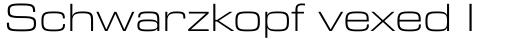 Eurostile Next Pro Extended Light sample