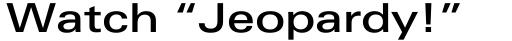 Linotype Univers Com 540 Extended Medium sample