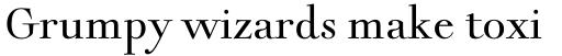 Rameau Std SemiBold sample