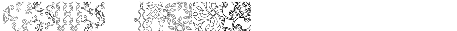 Click to view Maya Tiles font, character set and sample text