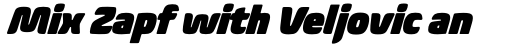 Biome Pro Narrow Ultra Italic sample