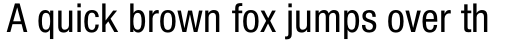 Helvetica Neue Pro Cond sample