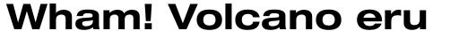 Helvetica Neue Pro Extd Bold sample