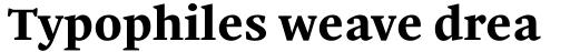 Malabar eText Bold sample