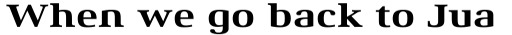 Xenois Serif Pro Bold sample