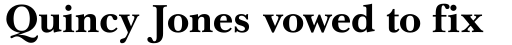 Baskerville Cyrillic Bold sample