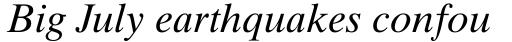 Times Ten Cyrillic Italic sample