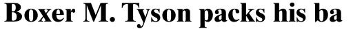 Times Ten Cyrillic Bold sample
