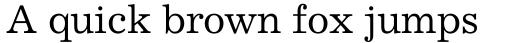 Excelsior Cyrillic sample