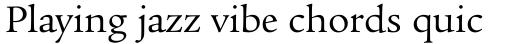 Legacy Serif Book sample