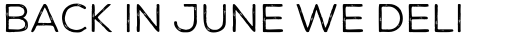 Nexa Rust Sans Book 1 sample